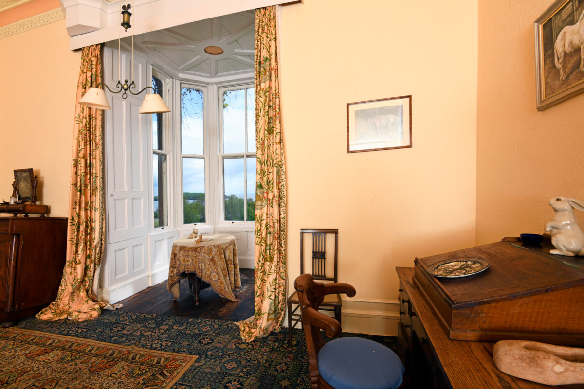 auchencairn house poppys room